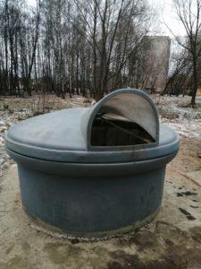 Новые мусорные контейнеры поразили костромичей