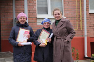 Управляющая организация «Юбилейный-2007» провела собственный конкурс на лучший двор