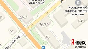 Спасокукоцкого д. 36/50