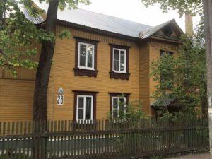 Ивановская д. 28