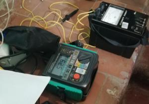 Замена проводки в домах помогает избежать беды